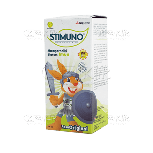 STIMUNO SYR ORIGINAL 100 ML