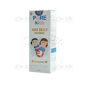 PUREKIDS AISE BELLY NAT 60ML