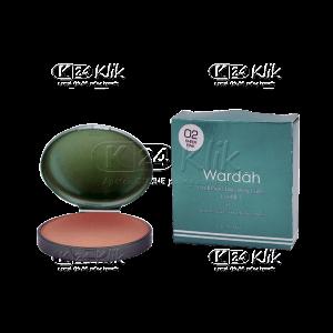 WARDAH REFILL EXCLUSIVE TWC SHEER PINK 14G