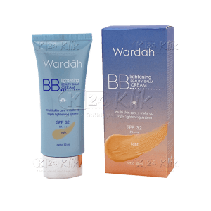 WARDAH LIGHTENING BB CREAM LIGHT 15ML