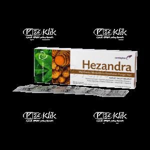 HEZANDRA CAP 30S