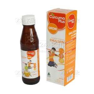 CURCUMA PLUS EMULSION JERUK 200 ML