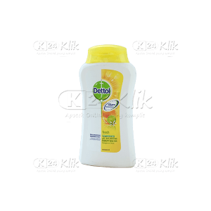 DETTOL SHOWER FOAM FRESH 100 ML