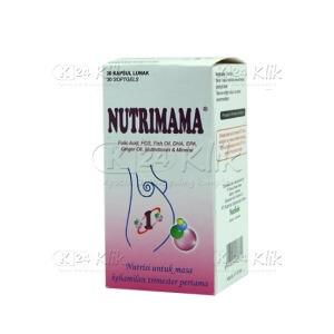 NUTRIMAMA 1 KAPSUL 30S