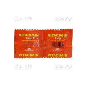 VITACIMIN ORANGE STRIP 2S