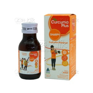 CURCUMA PLUS SHARPY ORANGE 60ML