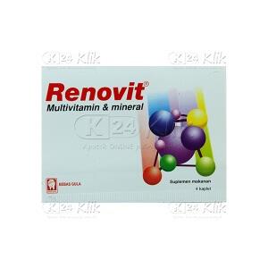 RENOVIT TAB 4'S/STR