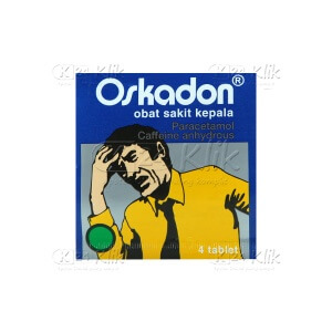 apotek online - OSKADON TAB STR 4'S