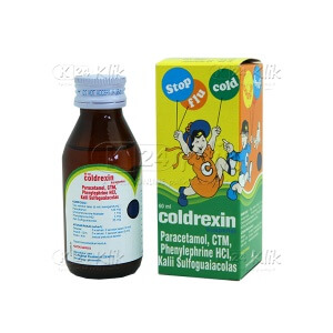 COLDREXIN SYRUP