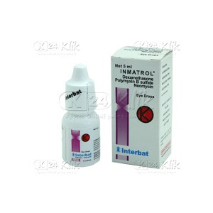INMATROL EYE DROP 5ML