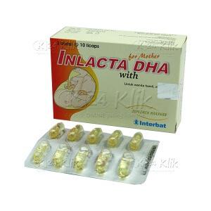 INLACTA DHA SOFT CAP