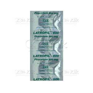 LATROPIL 800MG TAB