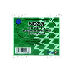 NOZA TAB STRIP