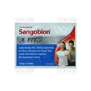 SANGOBION FIT TAB 4'S
