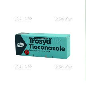 TROSYD 1% CR 10G