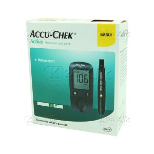 ACCU CHECK ACT METER