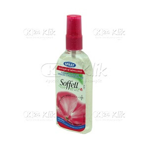 SOFFELL GERANIUM SPRAY 80 ML