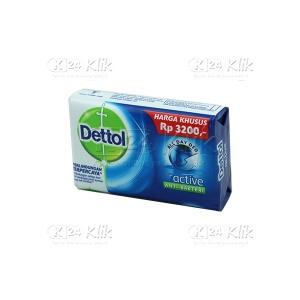 DETTOL SOAP BIRU 75G ACTIVE