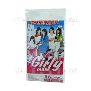 SKINER MASKER GIRLY 5S
