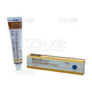 NIZORAL CR 2% 15G