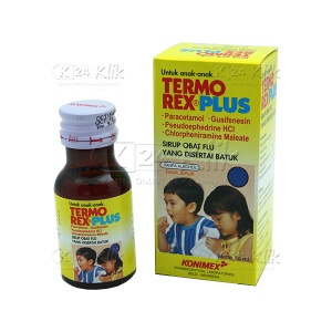 TERMOREX PLUS SYR 30ML