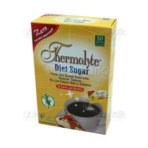 THERMOLYTE DIET SUGAR 50S