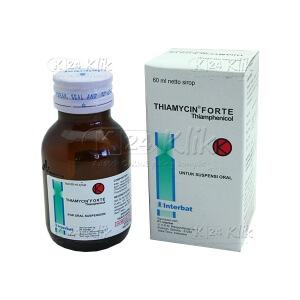 THIAMYCIN F D.SYR 60ML 250MG/5ML