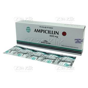 AMPICILLIN KF 500MG TAB