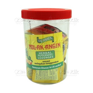 TOLAK ANGIN PERMEN (TOPLES)