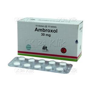 AMBROXOL 30MG TAB