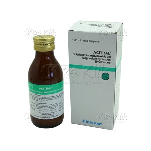ACITRAL SUSP 120ML