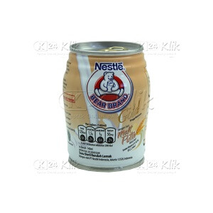 BEAR BRAND WHITE MALT 140ML