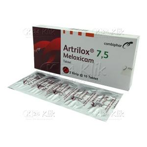 ARTRILOX 7,5MG TAB