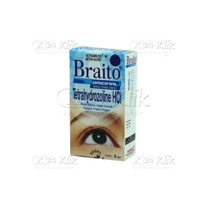BRAITO 5 ML EYE DROP