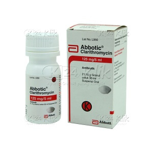 ABBOTIC GRAN 30ML 125MG/5ML