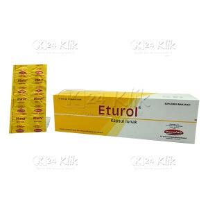 ETUROL CAPSUL 100S
