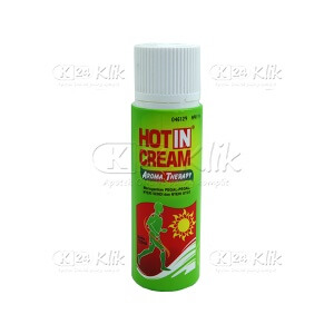 HOT IN CR AROMATHERAPHY 120ML