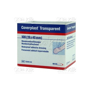 COVERPLAST TRANSPARENT 2,4