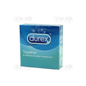 DUREX TOGETHER 3'S