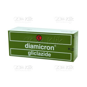 DIAMICRON 80MG TABLET
