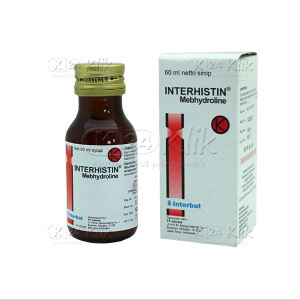 INTERHISTIN SYRUP 60ML