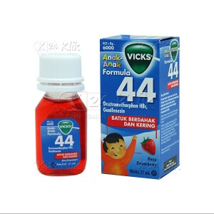 VICKS F44 ANAK SYRUP 27ML