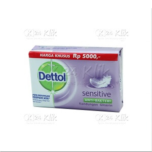 DETTOL SOAP SENSITIVE 75G