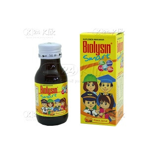 BIOLYSIN SMART SYR 60 ML