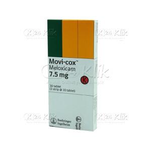 MOVICOX 7,5MG TAB
