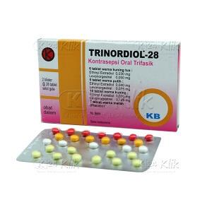 TRINORDIOL-28