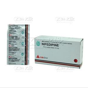 NIFEDIPINE DEXA 10MG