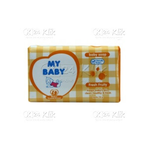MY BABY SOAP FRESH FRUITY 70G