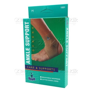 ANKLE SUPPORT OPPO 1001 M