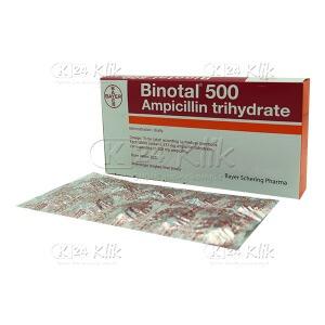 BINOTAL 500MG